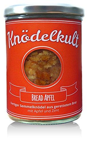 Knödel Bread Apfel