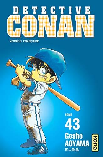 Détective Conan, tome 43