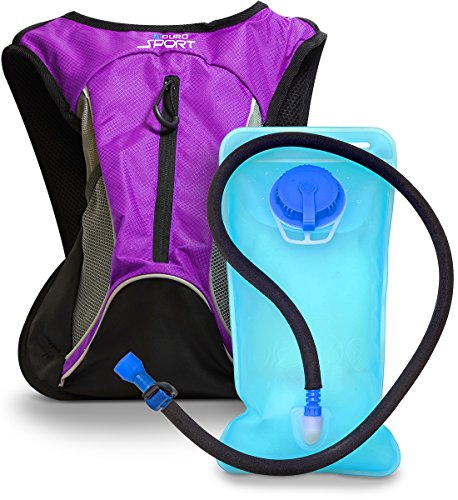 Aduro Sport Hydration Backpack [Hydro-Pro], 1.5L /...