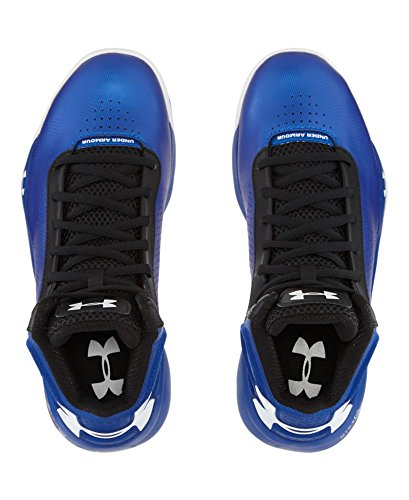 Under Armour Womens UA Micro G Torch Basketball Shoes 6 TEAM ROYAL