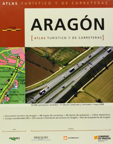 Atlas turístico y de carreteras de aragón