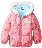Frozen Little Girls' Frozen Jacket, Pink, 2T