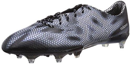 adidas F50 Adizero Sg, Herren Fußballschuhe, Schwarz (Core Black/Silver Met./Silver Met.), 45 1/3 EU (10.5 Herren UK)