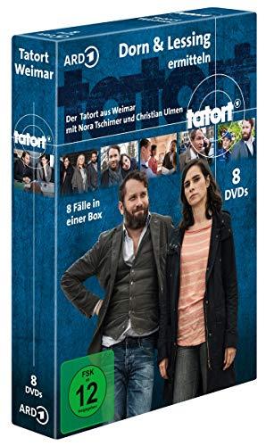 Tatort Weimar - Dorn & Lessing ermitteln [8 DVDs] [Limited Edition](exklusiv bei Amazon.de)