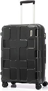 American Tourister Rumpler Next Hard Medium Luggage trolley bag Charcoal Grey, 68 cm Spinner
