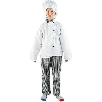 Bodysocks® Disfraz de Cocinero para Niños: Amazon.es: Juguetes y ...