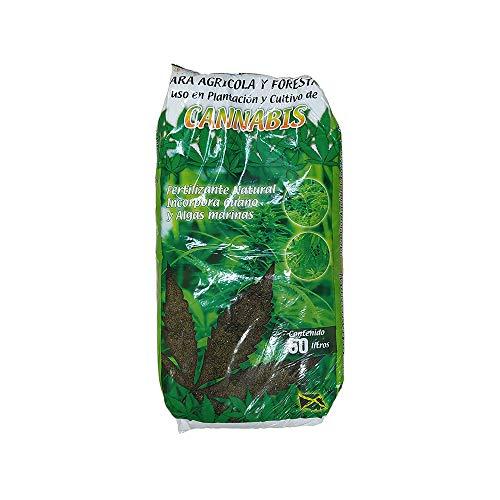 GF - Turba sustrato cannabis 50 litros