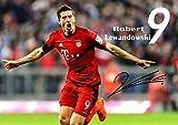 Robert Lewandowski #2 Unterzeichnet Motivation Politur