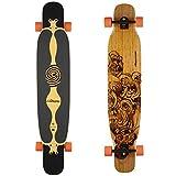 Loaded Bhangra Flex 2 Complete Longboard Skateboard W/ Paris Trucks, Orangatang Stimulus Wheels by Loaded