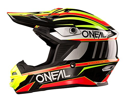 O'neal 7 Series Evo Motocross Enduro MTB Helm Chaser gelb/schwarz 2017 Oneal: Größe: XL (61-62cm)