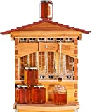 Official Flow Hive Classic Cedar 6 Frame - Langstroth Style Beehive...