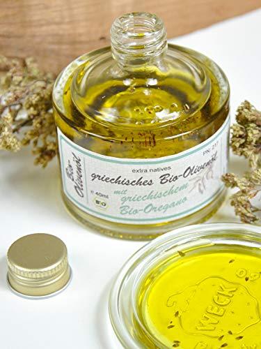 direct&friendly Geschenkset Bio Olivenöle mit Chili, Tomate, Oregano - 4
