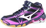 Mizuno Mujer V1GC1765 Zapatillas de Voleibol - Size: 11