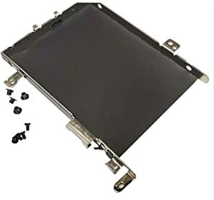 GinTai HDD Caddy Bracket Hard Drive Disk Frame Holder Adapter Screw Replacement for Dell E5570