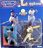 STARTING LINEUP 1998 EDITION SAMMY SOSA ACTION FIGURE by Kenner -