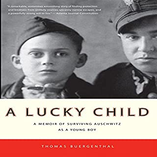 A Lucky Child audiobook cover art