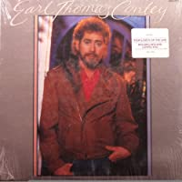 Don't Make It Easy For Me - Earl Thomas Conley LP