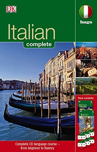 Hugo Complete Italian: Complete CD language course - from beginner to fluency