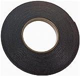 Striscia di gomma magnetica flessibile lunga 5m ritagli con retro autoadesivo.