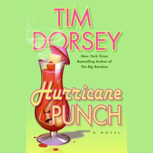 Hurricane Punch audiobook cover art