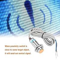 センサースイッチ、10mm近接スイッチ、制御機用の製紙を数えるスピードトライアルオリエンテーション(LG18A3-10-J/DZ normally closed)