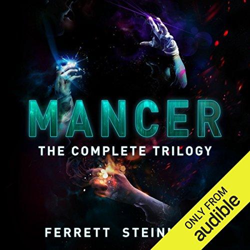Mancer Trilogy cover art