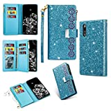 PHONETABLETCASE+ / for Compatible with HUAWEI P20 / P20 Pro Multi-carte Slots Skidry Sky Laser...
