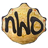 WWE Authentic Wear NWO WCW Championship Title Belt Throw Pillow Small