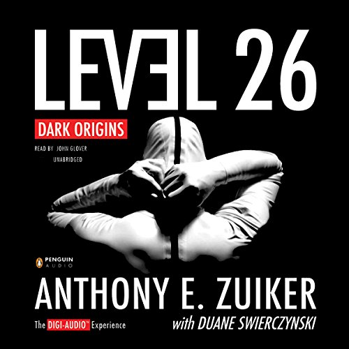 Level 26 audiobook cover art