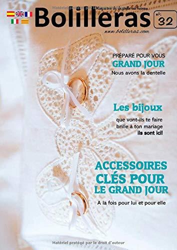 Bolilleras 32: Magazine de la dentelle aux fuseaux