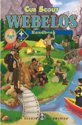 Price comparison product image BSA Cub Scout Webelos Handbook