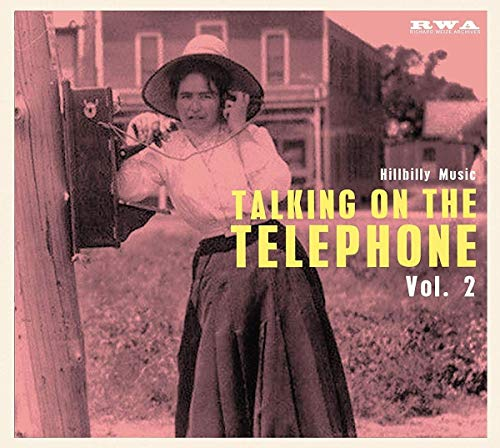 Talking On The Telephone Vol 2: Hillbilly Music / Various