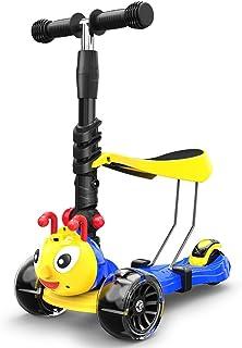 Amazon.es: patinetes de tres ruedas: Bebé