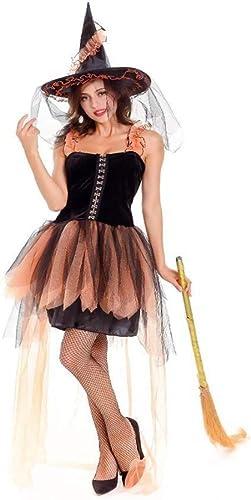 Shisky Cosplay kostüm Damen, Sexy Hexenkostüm Halloween Rolle Spielen Party Bühnenoutfits