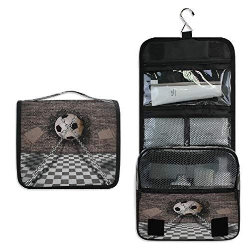 RXYY - Bolsa de aseo para colgar de viaje, diseño vintage de...