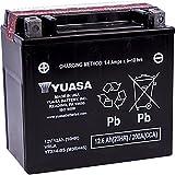 YUASA YTX14-BS Battery for Honda FL 400 R PILOT 1989-90