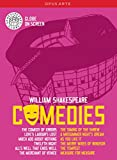 William Shakespeare : Les comédi...