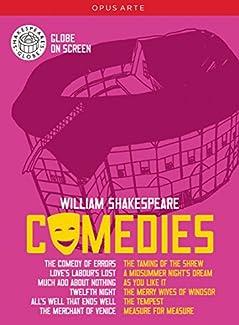 William Shakespeare: Comedies
