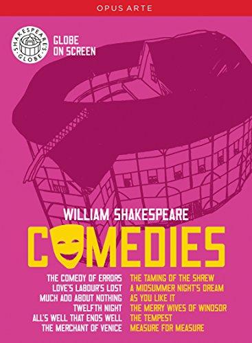 William Shakespeare: Comedies [Edizione: Regno Unito]