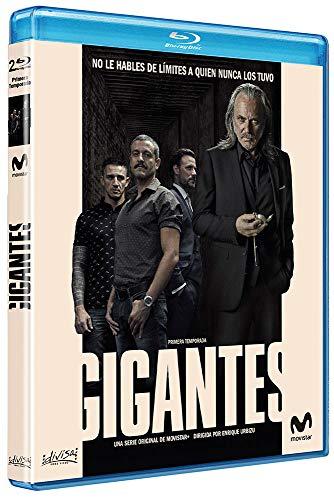 Gigantes - Temporada 1 [Blu-ray]