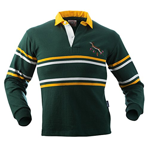 South Africa Split Stripe Rugby Jersey