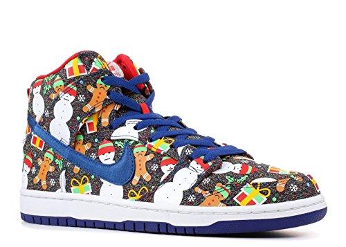 Nike SB Dunk HIGH TRD QS 'Concepts' - 881758-446 - Size 46-EU