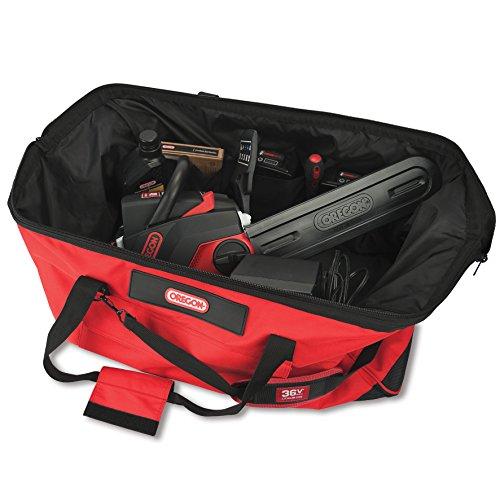 Oregon 560860 Werkzeugtasche CTS Akkusäge, 68 cm L W x 30 cm H
