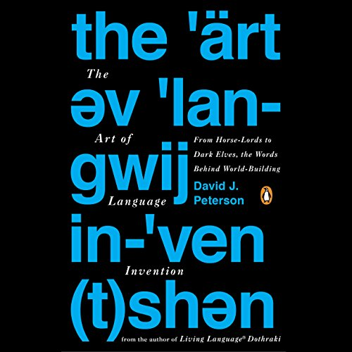 The Art of Language Invention cover art