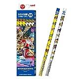 三菱鉛筆 鉛筆 マリオカート MKS2 2B 1ダース 紙箱 K56142B