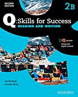 Q: Skills for Success Reading and Writing 2B