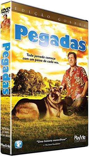 Pegadas - Dvd - Playarte