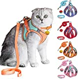 JSXD Cat Harness,Leash and Collar...