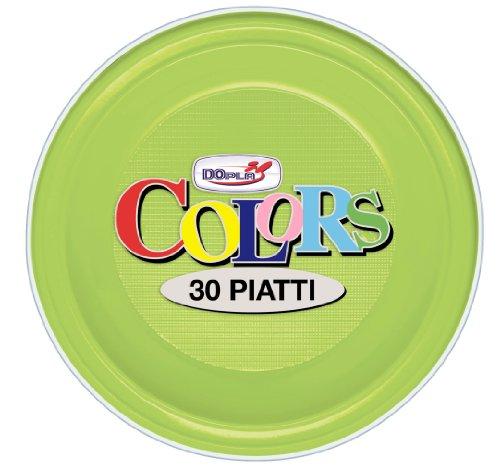 Piatti Piani X 30 Verde Acido