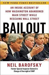 By Neil Barofsky - Bailout (8/28/12)